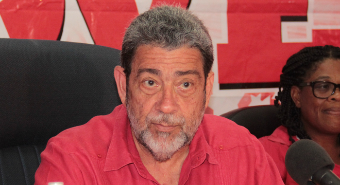 "Prime Minister Dr. Ralph Gonsalves has expressed ""revulsion"" at the crime. (IWN file photo)"