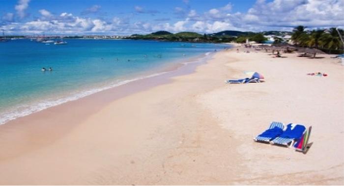 Reduit Beach St Lucia Copy